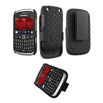 Case & Holster for BlackBerry Curve  9310