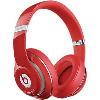 Beats Studio™ Over-Ear Headphone - Red