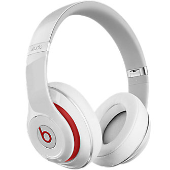 Beats Studio Over-Ear Headphones - White