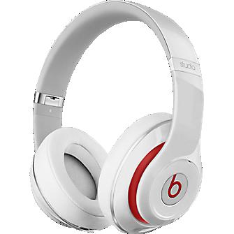 Beats Studio Over-Ear Headphone - White