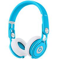 Beats Mixr On-Ear Headphone - Neon Blue
