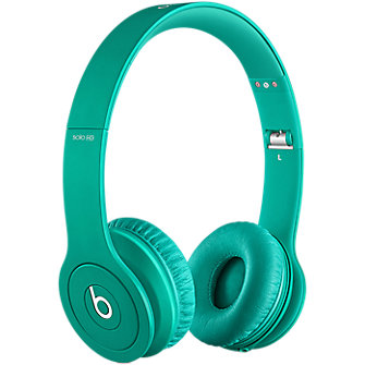 Beats Solo-HD On Ear Headphones - Matte Teal