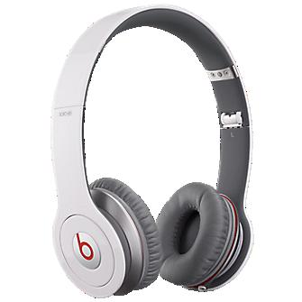 Beats Solo-HD On Ear Headphones - White