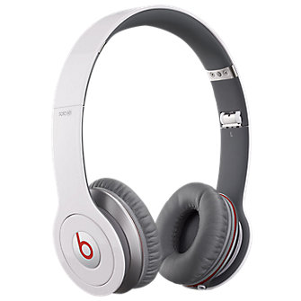 Beats Solo-HD On Ear Headphones - White
