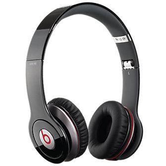 Beats Solo-HD On Ear Headphones - Black