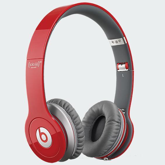 Beats Solo-HD On Ear Headphones