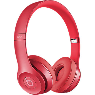 Beats Solo 2 On-Ear Headphone - Blush Rose