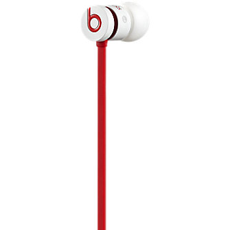 Beats urBeats In-Ear Headphone - White Gloss