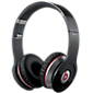 Wireless - Beats by Dr. Dre, On-Ear - Black