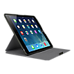 Belkin Form Fit Folio for iPad® Air - Black with Gray