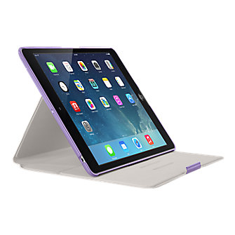 Belkin Form Fit Folio for iPad Air - Lavender