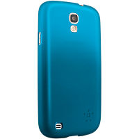 Belkin Micra Glam Matte Case for Galaxy S 4 Mini - Topaz