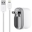 Belkin 10W Swivel Charger with Apple® Data Cable