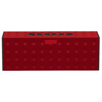 BIG JAMBOX by Jawbone - Red Dot with Black Caps