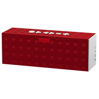 BIG JAMBOX by Jawbone - Red Dot with White Caps
