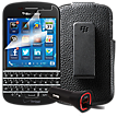 Premium Travel Bundle for BlackBerry Q10 smartphone