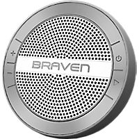 Braven Mira Portable HD Wireless Speaker - Gray