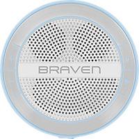 Braven Mira Portable HD Wireless Speaker - White