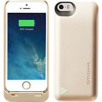 Boostcase Hybrid Power Case 2200mAh for iPhone 5/5s - Gold