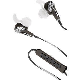 Bose QuietComfort 20i Headphone - Black