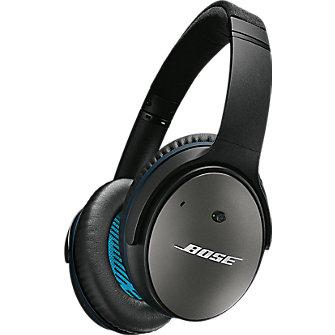 Bose QuietComfort 25 Acoustic Noise Cancelling headphones - Black