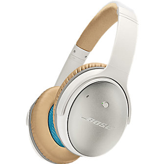 Bose QuietComfort 25 Acoustic Noise Cancelling headphones - White