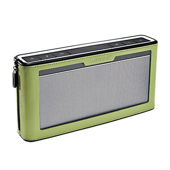 Bose Soundlink III Bluetooth Speaker Cover - Green