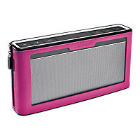 Bose Soundlink III Bluetooth Speaker Cover - Pink
