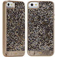 Case-Mate Brilliance Case for Apple iPhone5/5s - Gold