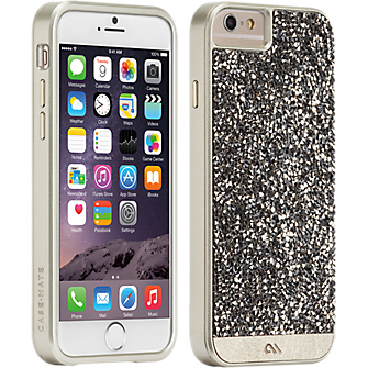 Case-Mate Brilliance for iPhone 6 - Champagne