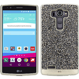 Case-Mate Brilliance for LG G4 - Champagne