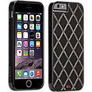 Case-Mate Carbon Alloy for iPhone 6 Black/Titanium
