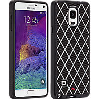 Case-Mate Carbon Alloy for Samsung Galaxy Note 4 - Black - Titanium
