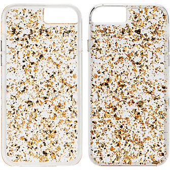 Case-Mate Karat for iPhone 6 - Gold Flakes
