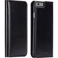 Case-Mate Leather Wallet Folio for iPhone 6 - Black