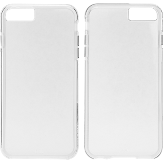 Case-Mate Naked Tough for iPhone 6 Plus - Clear