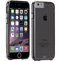 Case-Mate Naked Tough for iPhone 6 - Smoke/Black