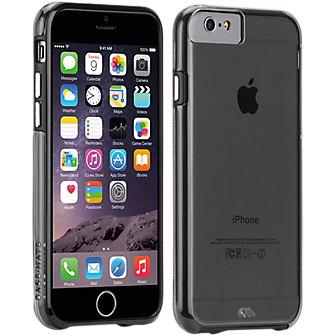 Naked Tough for iPhone 6/6s - Smoke/Black
