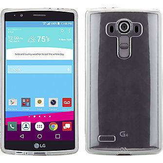 Case-Mate Naked Tough for LG G4 - Clear