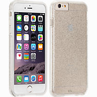 Case-Mate Sheer Glam for iPhone 6 Plus - Clear / Champagne