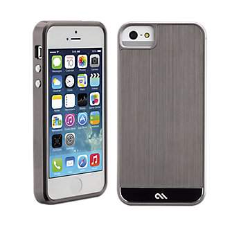 CaseMate Brushed Aluminum Case for iPhone 5/5s