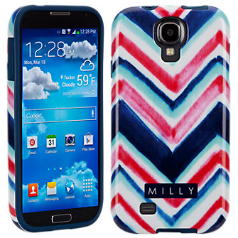 CaseMate Milly Chevron Print for Galaxy S 4