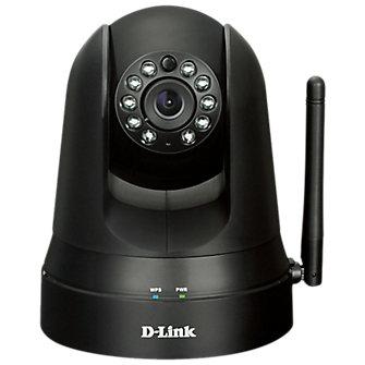 D-Link DCS-5010L Pan & Tilt Day/Night Network Camera