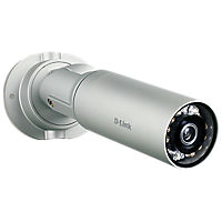 D-Link DCS-7010L HD Mini Bullet Outdoor Network Camera