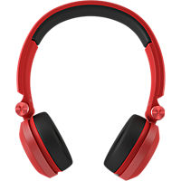 JBL Synchros E30 On-ear Headphones - Red