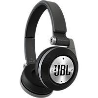 JBL Synchros E40BT On-ear Headphones - Black