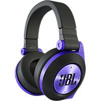 JBL E50BT Around-Ear Bluetooth Headphones - Purple