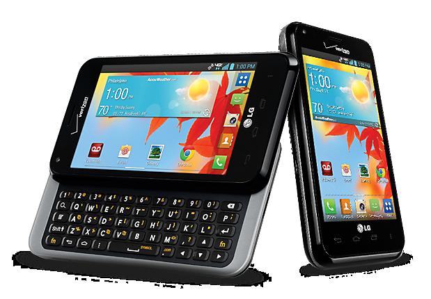 Những smartphone QWERTY tốt nhất đầu 2014