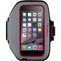 Belkin Sport-Fit Plus Armband for iPhone 6 - Sidewalk/Fuchsia