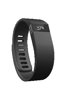 Fitbit Force Wireless Activity & Sleep Wristband - Black/ Large